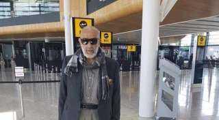 التحفظ على أشرف السعد بمطار القاهرة