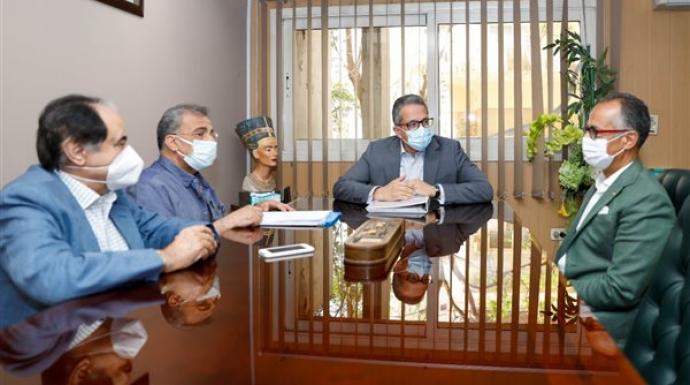 فحص 207 منشآت فندقية و50 منشأة سياحية فى البحر الأحمر وجنوب سيناء