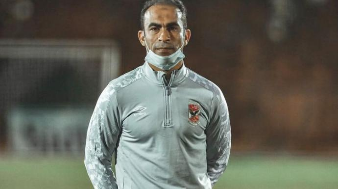 """""""عبد الحفيظ"""" يعلن موعد انضمام لاعبي المنتخب الأولمبي لمران الأهلي"""